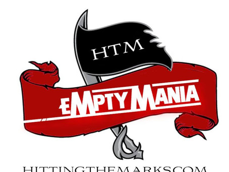 """Hitting the Marks Podcast w/Michael Jargo & Ric Vickrey... March 21, 2020. """"#EmptyMania"""""""