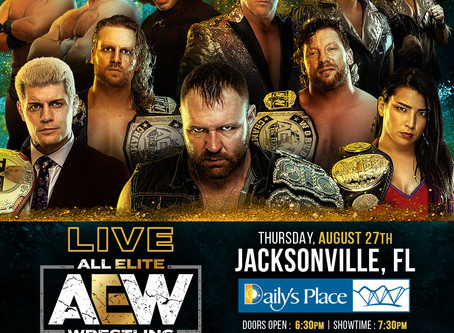 AEW Dynamite To Air On Thursday This Week, Complete Details