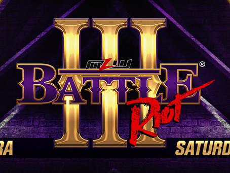 TJP & Gringo Loco Added To Battle Riot III