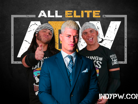 AEW - The Road To Double Or Nothing - Episode 02