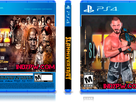 New Impact Wrestling Video Game?