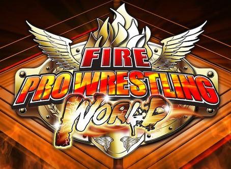 Fire Pro Wrestling World PS4 Release Date