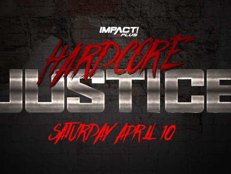 New Match Added To IMPACT Wrestling's Hardcore Justice