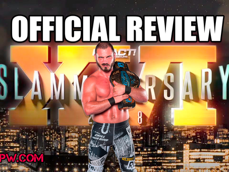 Indy Pro Wrestling: Slammiversary Review! |YouTube
