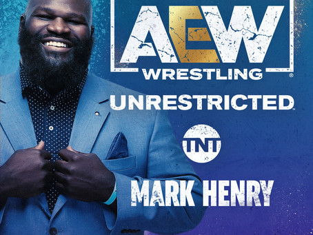 Mark Henry on AEW's Unrestricted Podcast