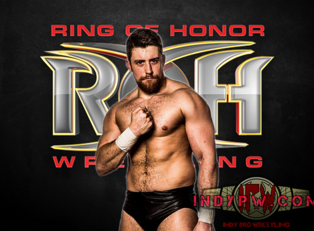 Joe Hendry Opens Up About Signing With ROH