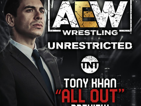 Tony Khan On AEW's Unrestricted Podcast
