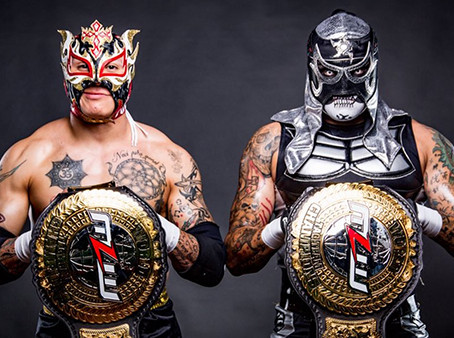 Pentagon Jr. And Fenix Finish Up With MLW