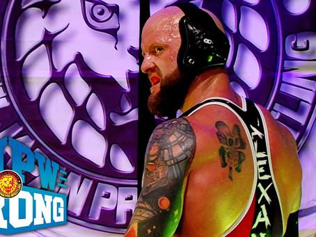 Watch Josh Alexander's NJPW Strong Debut Match Against Alex Coughlin On IMPACT+