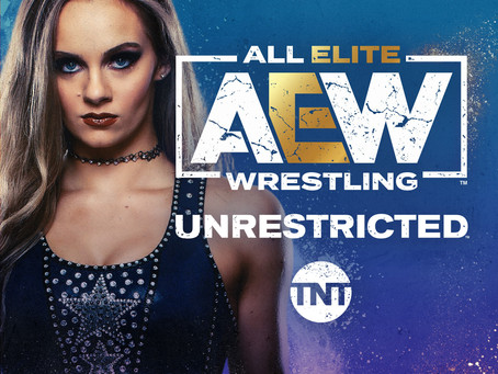 Anna Jay On AEW's Unrestricted Podcast