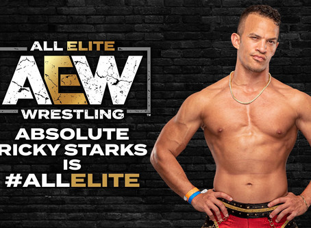Former NWA Wrestler Ricky Starks Makes AEW Debut