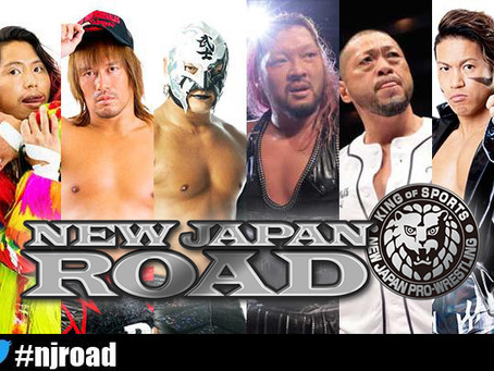 NJPW Announces New Japan Road Lineup