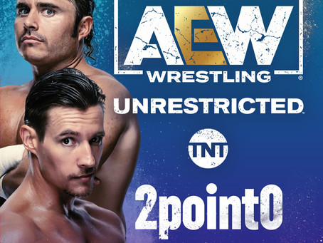 AEW's Unrestricted Podcast Feat. 2point0