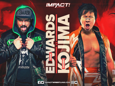 IMPACT Adds Another Match To Thursday's Show