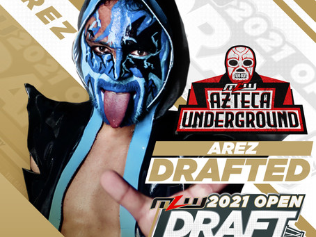 Arez Joins MLW