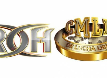 ROH Wrestlers Headed to CMLL in Mexico