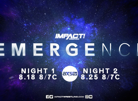 IMPACT Wrestling Emergence Night Two Results (8/25/20)