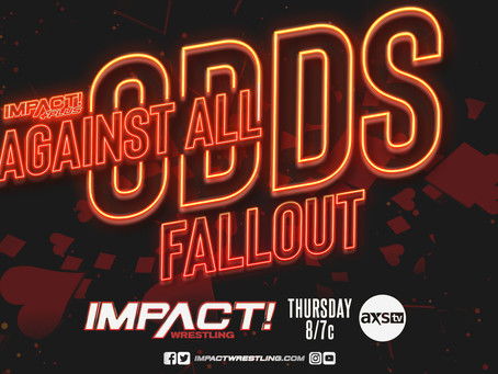IMPACT On AXS Tv Live Results (06/17/2021)