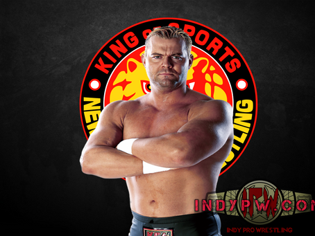 Davey Boy Smith Jr. Reveals His Frustrations With NJPW, Getting Blocked From Working in Impact