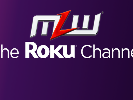 MLW FUSION Now Available On The Roku Channel