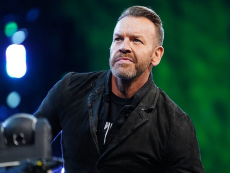 Christian Cage's First AEW Match Set For Next Week's Dynamite