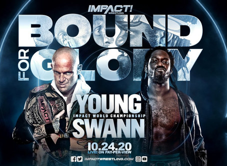 IMPACT Wrestling Confirms Bound For Glory Main Event; Press Pass Podcast Returns Next Week