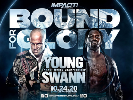 IMPACT World Championship Match Set For Bound For Glory PPV, Eric Young vs Rich Swann