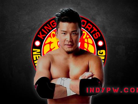 KUSHIDA Says Goodbye To NJPW