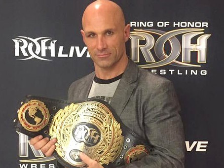 Christopher Daniels On ROH's Upcoming Madison Square Garden Show