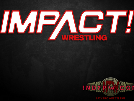 IMPACT Wrestling News & Notes (09/03/2020)