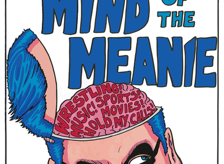 Blue Meanie's Mind Of The Meanie Podcast Joins MLW Radio Network