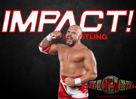Michael Elgin Will Not Appear In Any Further Impact Wrestling Programming