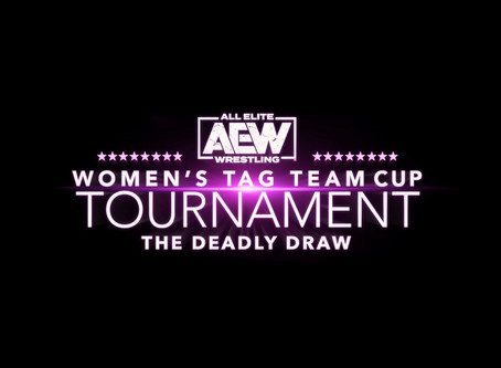 AEW Women's Tag Team Cup Tournament Results
