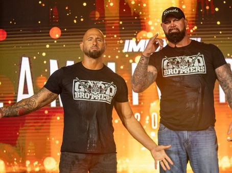Doc Gallows And Karl Anderson Want To Finish Their Careers With IMPACT