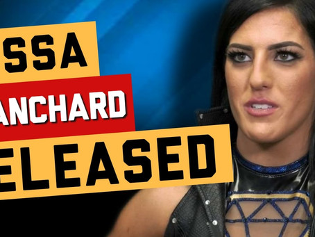 The Impact Lounge Podcast On Tessa Blanchard RELEASED and STRIPPED of IMPACT World Championship