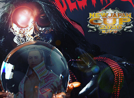 Destino NJPW Podcast - New Japan Cup Nights 6-8 Review