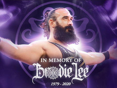 AEW Dynamite: Brodie Lee Celebration Of Life Live Coverage