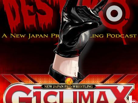 Destino NJPW Podcast - G1 Climax Update Nights 13-16