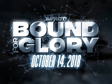 Bound For Glory Location Revealed!