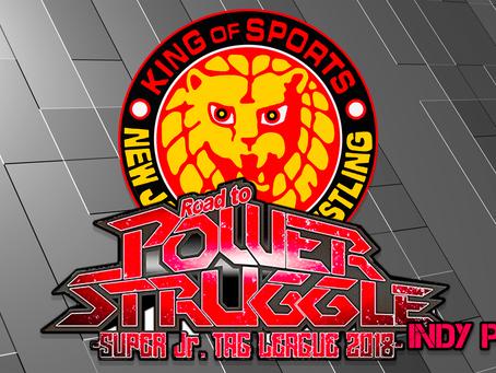 Super Junior Tag League Finals Confirmed For NJPW Power Struggle
