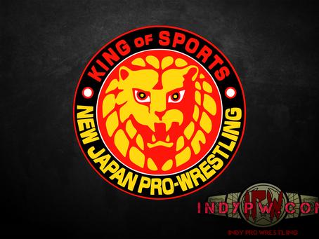 NJPW Cancels Event After Wrestler Develops Fever