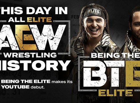 Being The Elite Is Celebrating It's 4 Year YouTube Anniversary