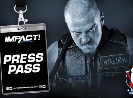 IMPACT Wrestling Press Pass Podcast Featuring Sami Callihan (Audio)