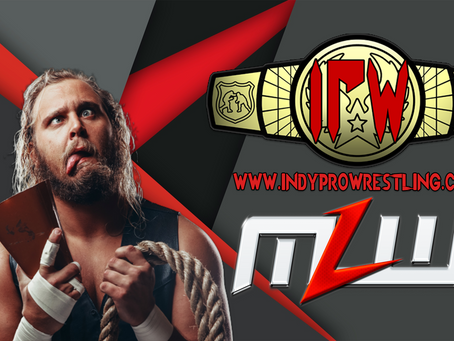 Leo Brien Signs Long-term Contract With MLW