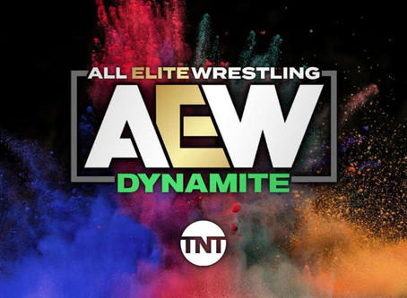 AEW's Original 2020 Fall Line-Up Has Been Rescheduled For 2021