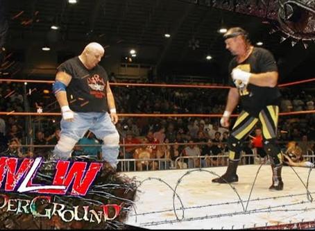 Stream Dusty Rhodes vs. Terry Funk vs. Steve Corino! Kojima vs. Nagai!