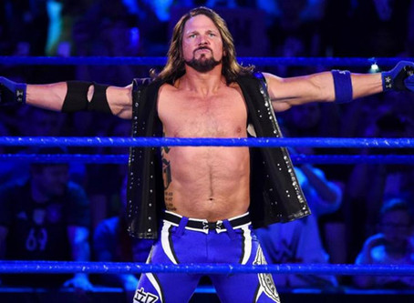 AJ Styles Speaks On If WWE Owns His In-Ring Name