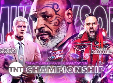 Mike Tyson To Crown The First TNT Champion At Double Or Nothing