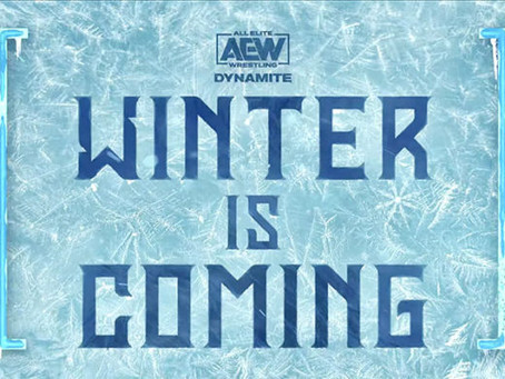 Winter Is Coming: AEW Dynamite Lineup For Tonight