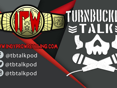 Turnbuckle Talk Episode 199: The Christmas Special